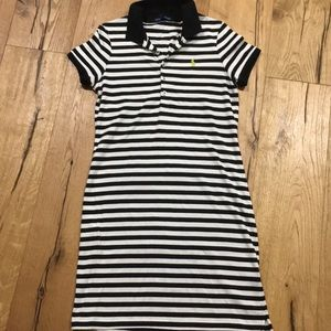 Summertime Polo Dress